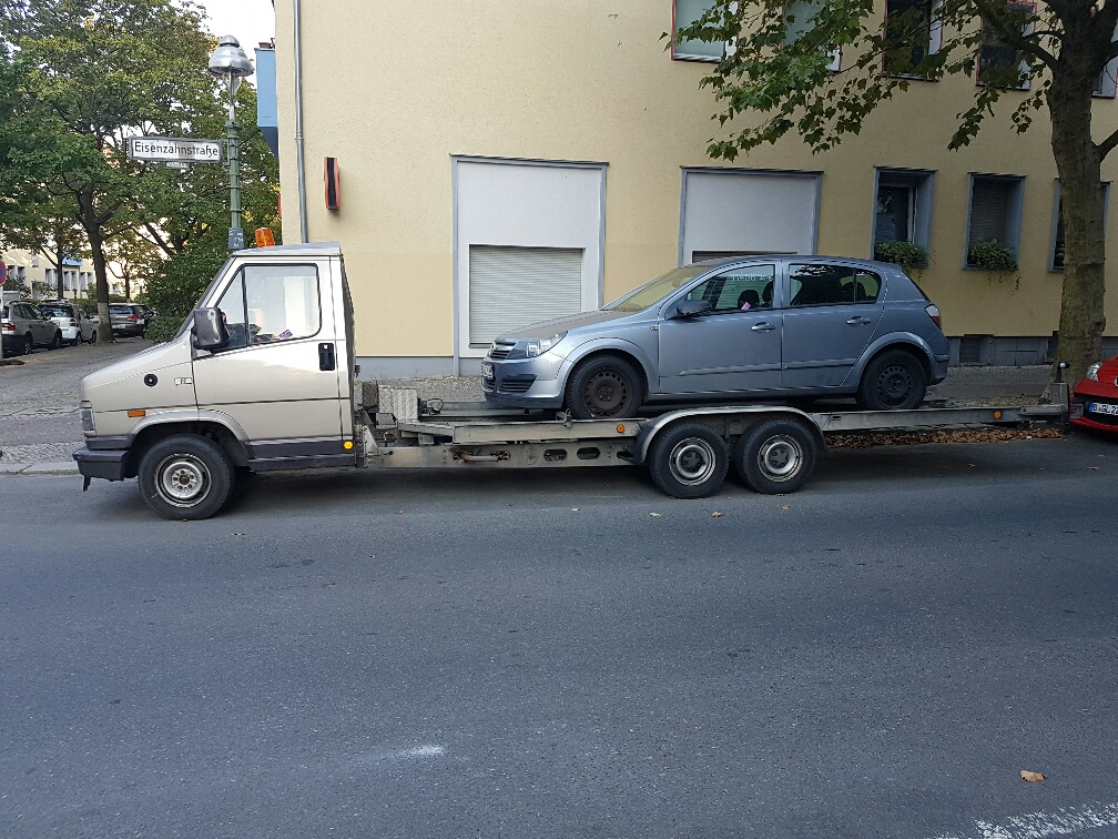 Erstattung der Kosten für Abschleppen unbefugter Fahrzeuge