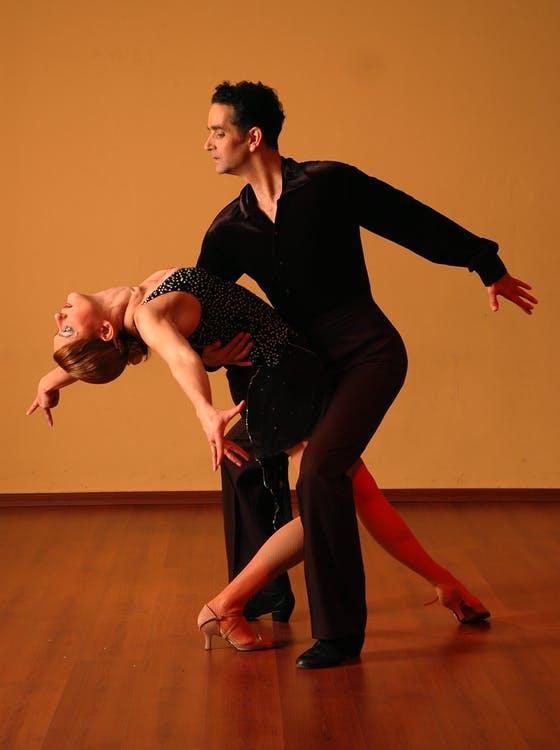 Verletzung beim Tanzen