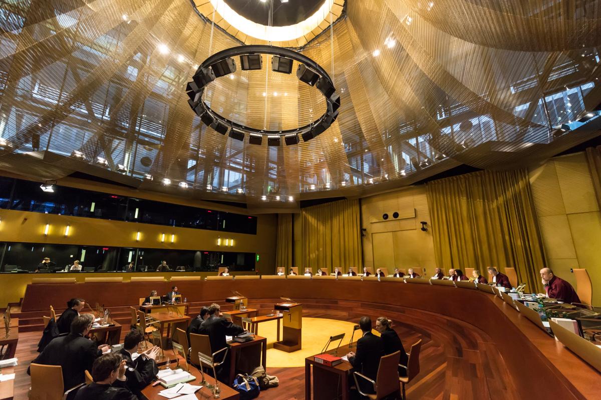 Der Europäische Gerichtshof (EuGH)