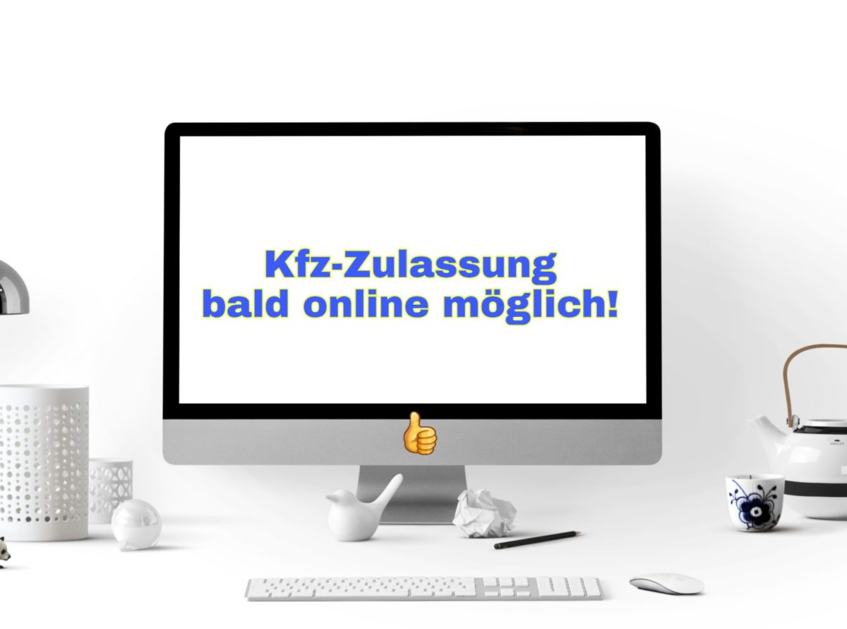 kfz zulassung bald online m glich so eine pressemitteilung. Black Bedroom Furniture Sets. Home Design Ideas