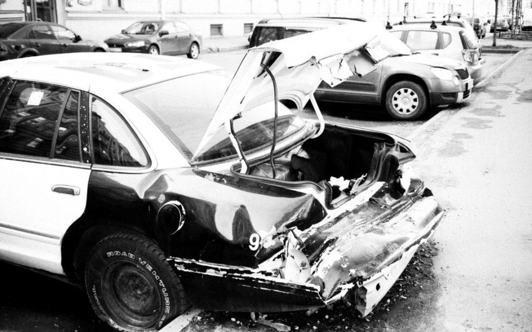 Unfall melden