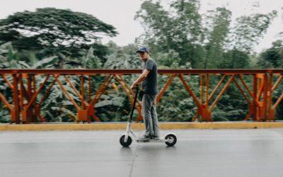Mobil mit dem E-Roller: Was muss man beachten?